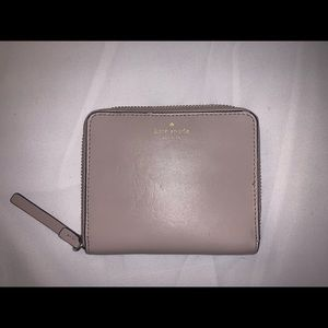 Light Pink Kate Spade Wallet